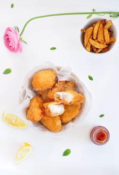 Thai-Style Fish and Chips | @Lee Semel mei Tan