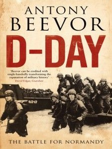 A book about the battle of Normandy and how it almost became a disaster.