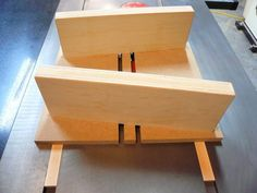 Dovetail jig - Shop made - by Tim @ LumberJocks.com ~ woodworking community