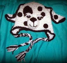 Darling Dalmatian Hat free
