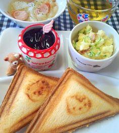 Cute breakfast