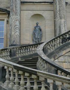 Kedleston Hall in Derbyshire, uncredited