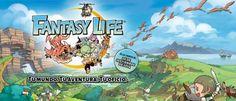 Fantasy Life A partir del 26 de septiembre se pone a la venta el simulador social con tintes RPG que invita a vivir las vidas que desees.