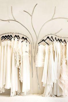 boutiqu, idea, clothing racks, dream, dress