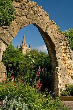 St Lawrence Tower, Evesham, Worcestershire, UK