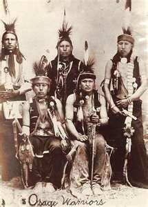 Osage Warriors
