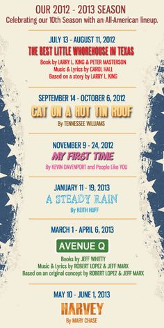 Want to see Avenue Q again!  Island ETC - Galveston Theatre - Tickets