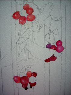 Great watercolor tutorial
