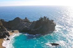 Adrianne Ho view from Big Sur