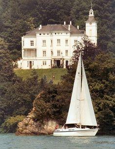 a mansion on a sunny coast? devon