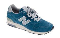 "J.Crew x New Balance 1400 ""Chambray Blue"" blue, j crew, sneaker, new balance, flip flops, men shoes, jcrew, balanc 1400, the navy"
