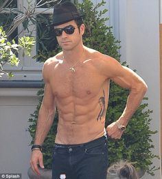 Justin Theroux<3