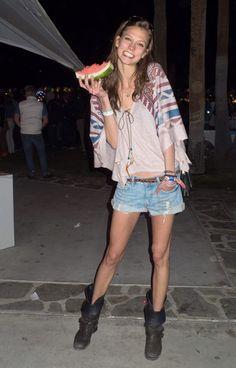 Karlie Kloss #MissKL #MissKLCoachella
