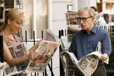 "Scoop, 2006, Woody Allen  ""I was born into the Hebrew persuasion, but when I got older I converted to narcissism."""