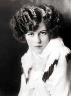 ziegfeld girl, photo ziegfeld, film star, actress, ziegfeld folli, jane cowl, vintag beauti, cowls, folli girl