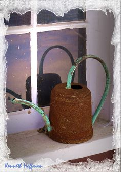 """""""Watering Can Retired"""""""