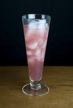 Red Rooster     (2 shots vodka  4 shots cranberry  1/2 shot orange juice)