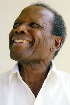 I love this picture of Sidney Poitier :)