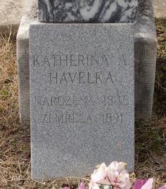 Katherina A. <i>Pospisal</i> Havelka