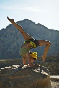 Balancing the legs, via Ashlee Meyer on Lockerz  Whats your favorite summer workout?