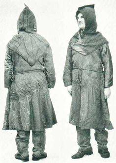 Skjoldehamn outfit (970-1050) Norway