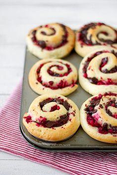 sweet rolls #yummy #food #recipe