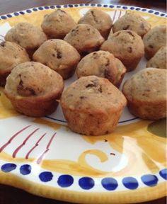 Gluten Free in Orlando: Mini Mexican Chocolate Banana Muffins