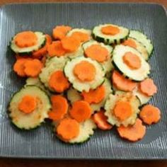 Mexican Cucumber and Carrot Salad