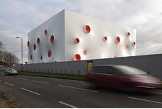 Shortlist Revealed for LEAF Awards 2012: Best Sustainable Development: Magma Architecture, with London Shooting Ranges, Woolwich, London, UK
