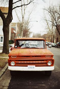 Everyone needs an old truck