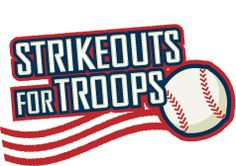 Strikeouts For Troops provides comfort and care to injured troops & military families. Founded by San Francisco Giants Barry Zito and joined by MLB players and fans who love our troops: http://StrikeoutsForTroops.org