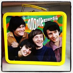 Monkees Lunchbox
