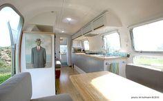 Amazing airstream trailer restoration