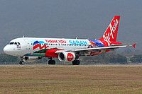 AirAsia Fleet Detail
