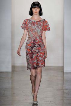 Costello Tagliapietra S/S 2012 Fashion Show Review