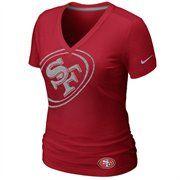 NFL San Francisco 49ers Ladies gear- good website