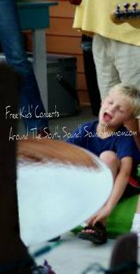 South Sound Kids' Concerts and Shows Summer 2014
