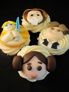 Star Wars Kid's #cupcakes