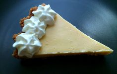 Key lime pie http://