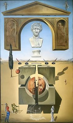 A GENIUS THAT I LEFT WITHOUT WORDS, THE GREAT POET OF SURREALISM