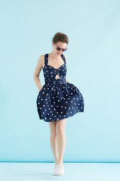 #denim #blue #zalando #dress