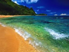Tunnels Beach, Kauai, Hawaii