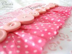 polka dots and ruffles!