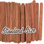 Standard Craft Sticks for making Popsicle stick houses. http://www.craftysticks.com/Standard-Craft-Sticks_c_1.html