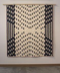 """Inspiring """"Porter Quilt"""" by Meg Callahan."""