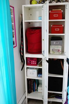 7 Tips for Helping Your Kids Keep Their Rooms Organized via Finding Home
