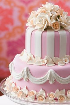 Marie Antoinette Party Decorations   Marie Antoinette Party ideas / beautiful cake   Flickr - Photo Sharing ...
