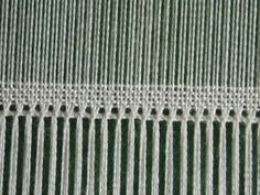 Weaving For Fun : Hemstitching 101 - Ann's Version