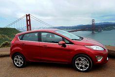 2011 Ford Fiesta Gets 40 MPG Highway/29 MPG City