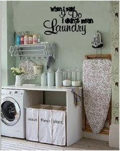 laundry room ideas on Pinterest